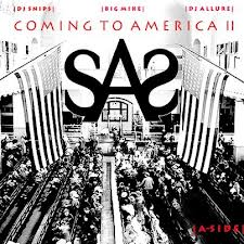 Sas coming to america side A